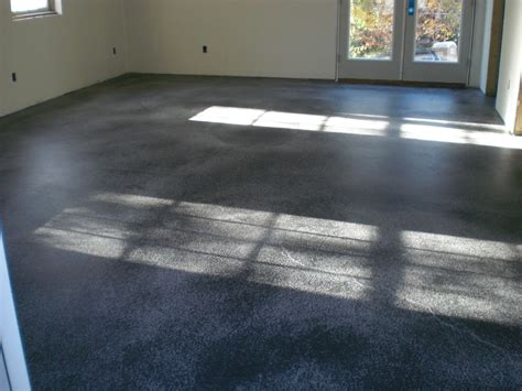 Distressed Concrete Floors - distressed charcoal floor concreterepairspecialist