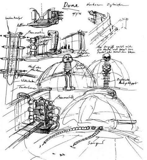 H R Giger Sketches by Comunicaci 211 N Gr 193 Fica El Dise 241 O Audiovisual El Proyecto