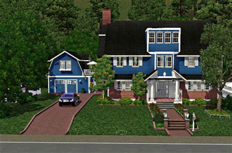 bree van de k house floor plan my sims 3 blog bree van de k house by wisteriabrayan