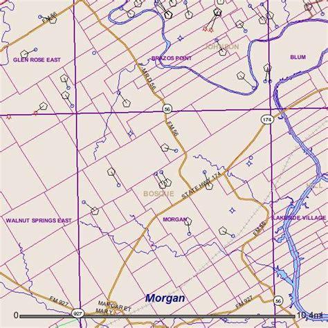 bosque county texas map bosque county texas barnett shale