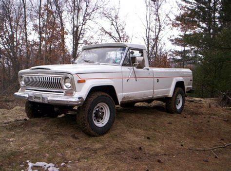 junkyard jeeps about j series trucks