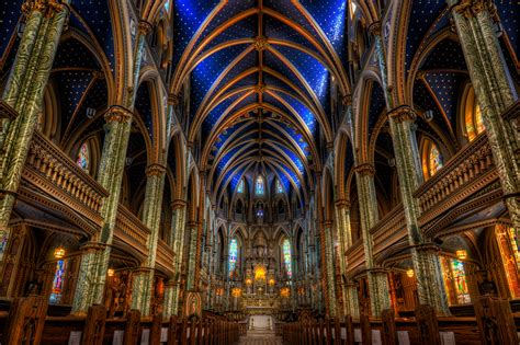 Home Interior Paintings by Visiting Notre Dame Cathedral Basilica In Ottawa Another