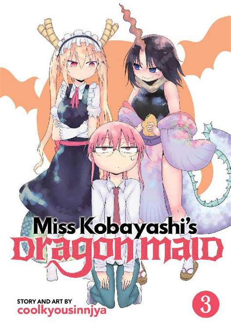 miss kobayashi s vol 2 book review miss kobayashi s volume 3 bryce