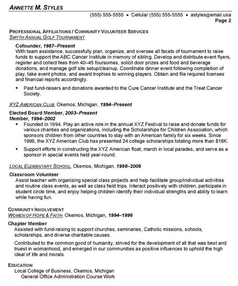 sle resume for elementary school principal visihow