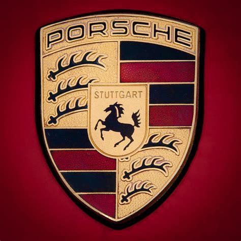 Porsche Emblem by 1995 Porsche 911 C 2 Emblem Photograph By David Patterson