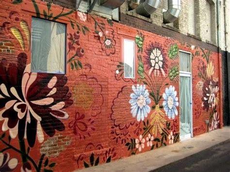 painting murals on outside walls murals murals