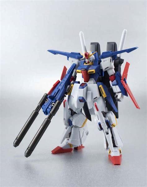 Bandai Gundam Figures Robot Damashii Enhanced Zz Murah Robot Spirits Enhanced Zz Gundam
