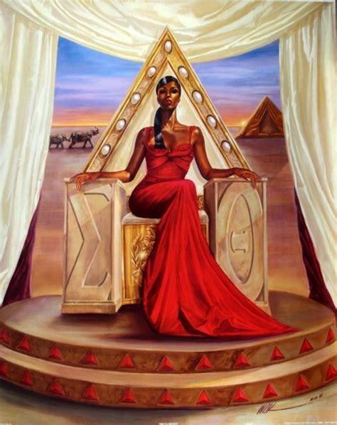 black queen art queen on her thrown black art black genius pinterest