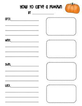 printable pumpkin writing templates pumpkin writing paper printable