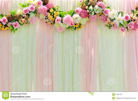 Torio Flower Drops Top Set wedding background images with 60 items