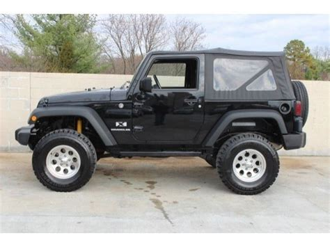 Cheap Wrangler Jeeps For Sale 2009 Jeep Wrangler X Portsmouth Virginia Cheap Used
