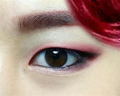 bts eyes handsome bts and jimin image nails and make up