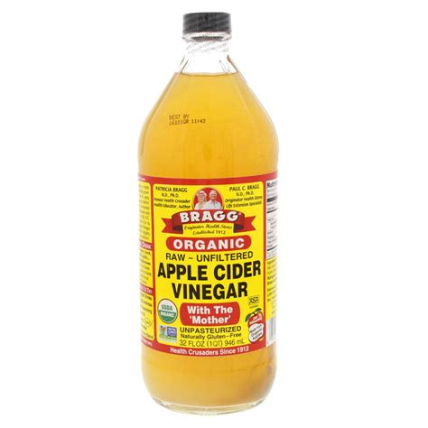 Apple Cider Vinegar 946 Ml buy bragg organic apple cider vinegar 946 ml