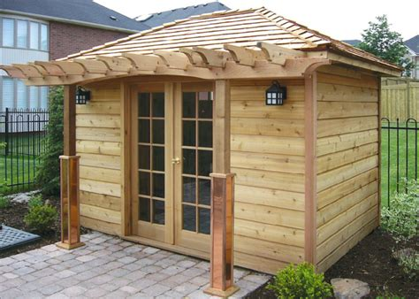 Building A Backyard Office by 60 Garden Room Ideas Diy Kits For She Cave Sheds