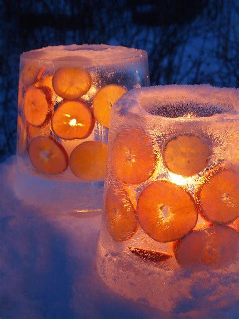 outdoor ice christmas decor ideas interior god