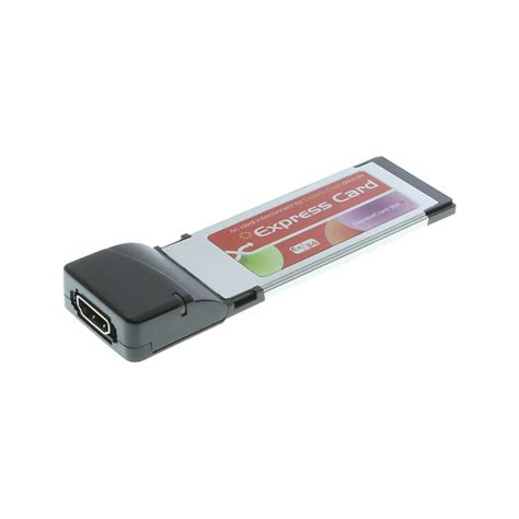 Expresscard Usb Adapter 34mm expresscard hdmi adapter w extension cable for