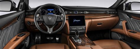 maserati car interior 2017 continental maserati official