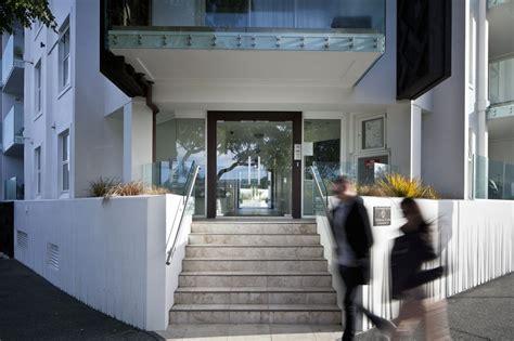 design apartment entrance building entrance auckland design manual