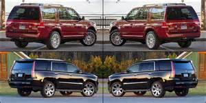 2015 Lincoln Navigator Vs 2015 Cadillac Escalade Benim Otomobilim 2015 Lincoln Navigator Vs 2015 Cadillac