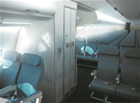 Air Transat A330 Interior by Air Transat Shows New 4 Million A330 Cabin Interior Skies Magazine Aviation Is Our