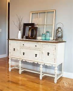 Kitchen Sideboard Ideas by Best 25 Buffet Tables Ideas On Pinterest Dining Room