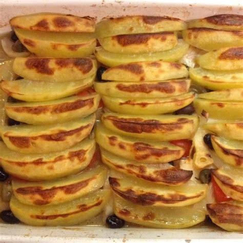 cucinare lo stocco pesce stocco stoccafisso al forno con patate la cucina