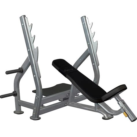 banco de musculaci 243 n heubozen press de inclinado