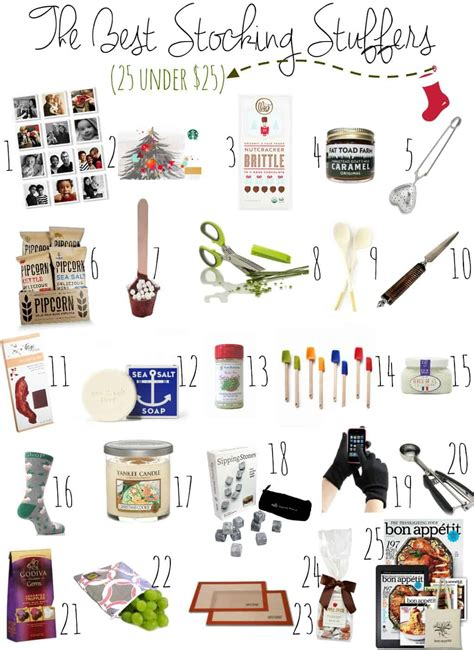 stocking stuff the best stocking stuffers