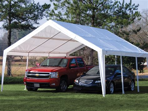 King Awnings by King Canopy 12x20 To 20x20 Expandable A Frame Canopy