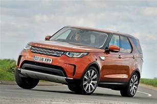 land rover discovery review 2017 autocar