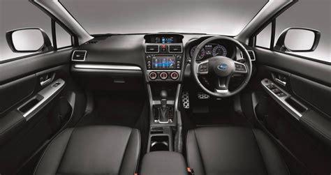 2015 Subaru Impreza Interior by Updated 2015 Subaru Impreza On Sale In Australia From
