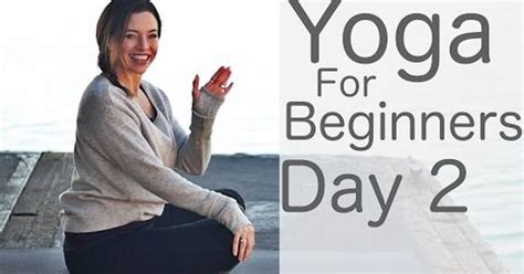 Pin By Brea Lesley On - yoga for beginners 30 day challenge day 2 welcome back i