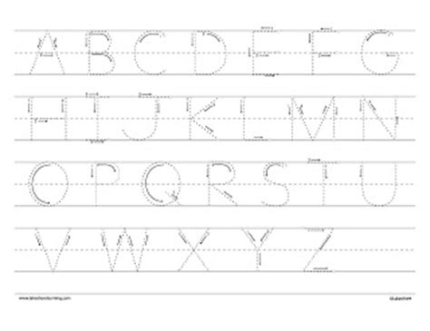 traceable letter templates for banners best photos of alphabet practice templates practice