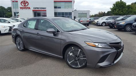 toyota xse new 2018 toyota camry xse v6 4dr car in boston 19909