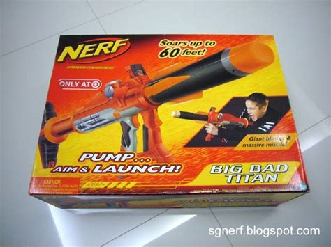 Target Sasaran Tembak Nerf review nerf by willy review nerf titan as v 1
