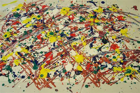 imagenes abstractas de jackson pollock jackson pollock