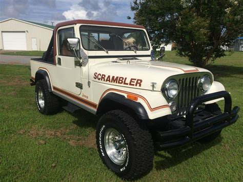 jeep scrambler for sale jeep scrambler for sale in virginia cj 8 north american