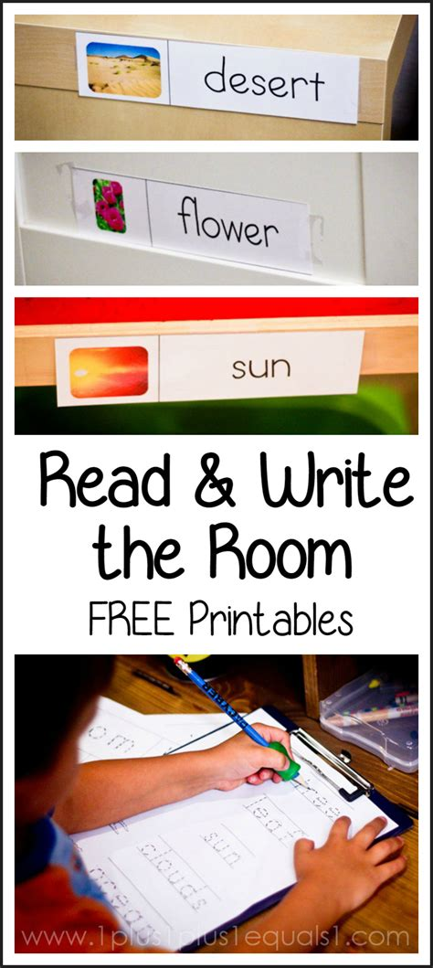 write about your room read and write the room house 1 1 1 1