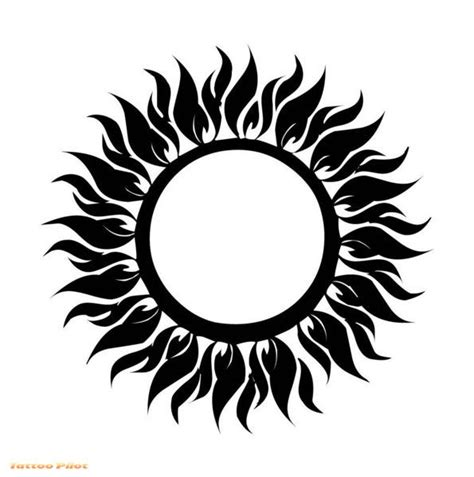 tribal sun and moon tattoo tattoopilot sun and moon designs tattoos