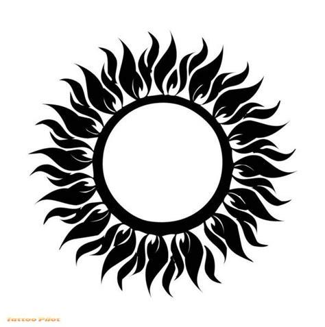 tribal sun and moon tattoos tattoopilot sun and moon designs tattoos