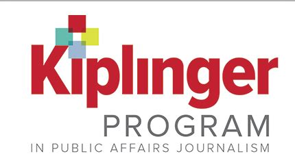 Mba In Journalism Eligibility by Kiplinger Program In Affairs Journalism Fellowship