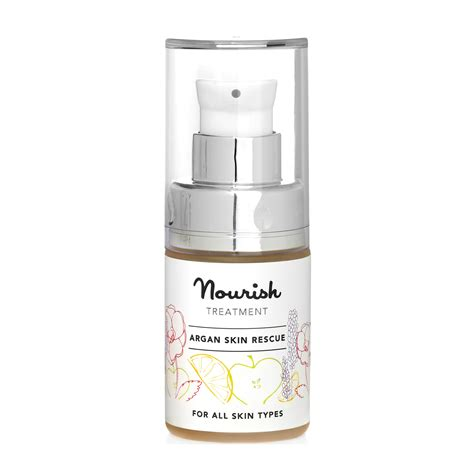Nourishskinnourish Skin nourish argan skin rescue 15ml feelunique