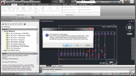 tutorial autocad for electrical autodesk autocad electrical 2014 tutorial moving through