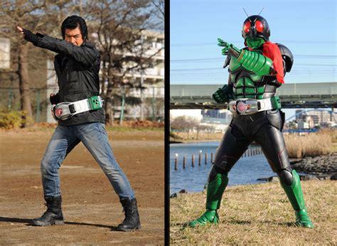 Rider Mask World 1 Kamen Rider 1 Go Hiroshi Fujioka Reprises In Upcoming Quot Kamen Rider 1
