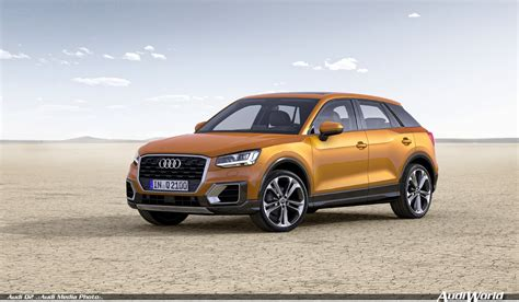 Audi Q2 News by Stage Debut The New Audi Q2 Audiworld