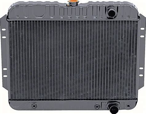 64 impala radiator 1964 chevrolet impala parts cooling system radiators