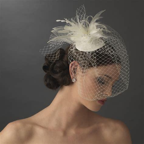 Wedding Hair Accessories Birdcage Veil by Birdcage Veils Fascinators A Beautiful