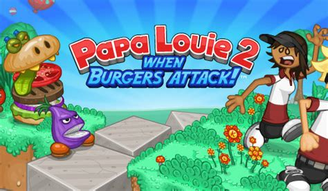 burger shop 2 online free full version no download papa louie burgeria 2 when burgers attack