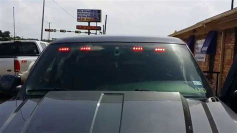 Undercover Led Light Bars 2004 Chevy Silverado With Undercover Led Light Bar