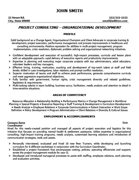 Project Coordinator Resume by Project Coordinator Resume Template Premium Resume